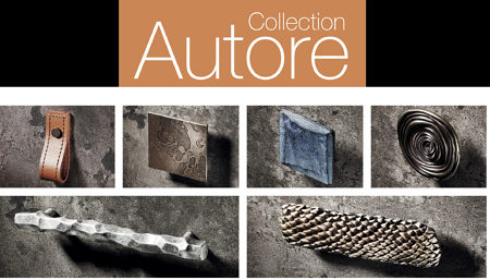 Discover the Autore Collection from Richelieu