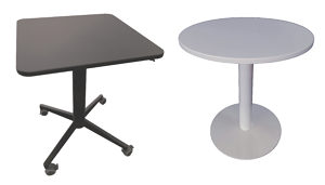 Height Adjustable Pedestal Bases