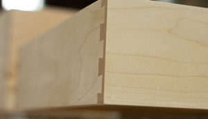 Cut-to-size Drawers - Dovetail Assembly