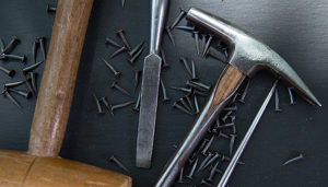 Upholstery Tools and Repair Supplies­