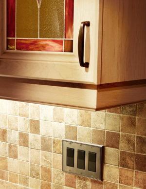 plaques d 39 interrupteur quincaillerie richelieu. Black Bedroom Furniture Sets. Home Design Ideas