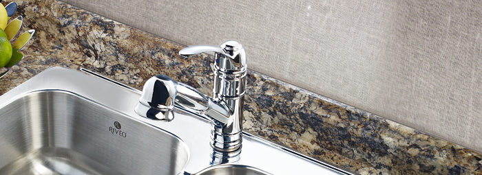 Faucet - The most utilized kitchen item in the house