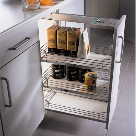 Pull-Out Systems for Drawers