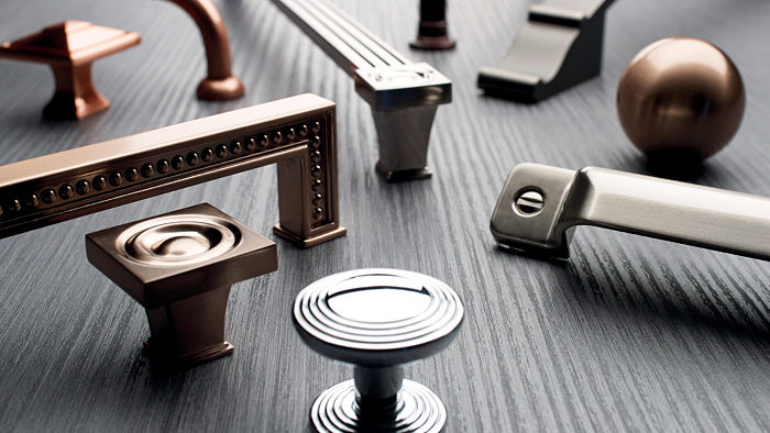 New Decorative Hardware Collection