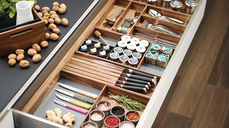 Drawer organization solutions