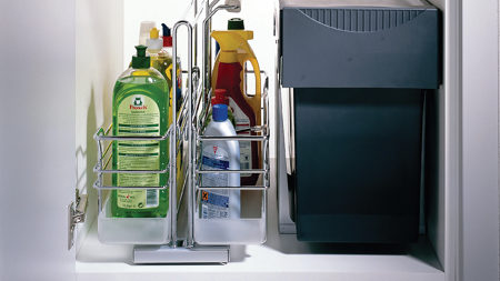 See all our pull-out under-sink sliding baskets
