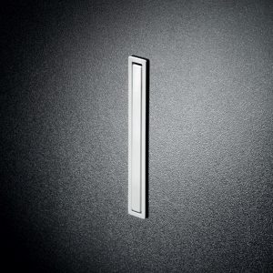 Contemporary Recessed Metal Pull - MN2313Z
