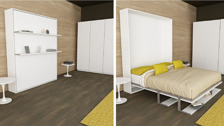 LUNA - Wall bed system
