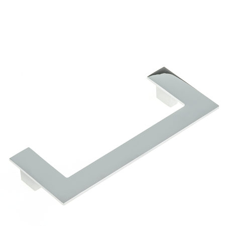 Contemporary Metal Pull - 8742
