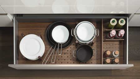 STRAIGHTLINE Dividers and Accessories for Deep Drawers