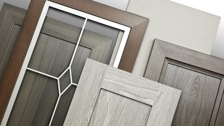 Custom-Made Cabinet Doors and Drawers and Configurators