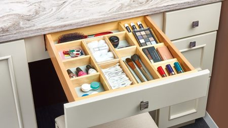 Insert for Vanity Drawer
