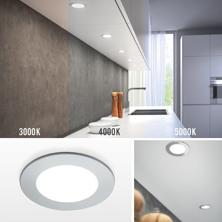 Tunable White light fixtures