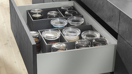 AMBIA-LINE for deep drawers