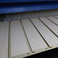 Slat Wall Moldings